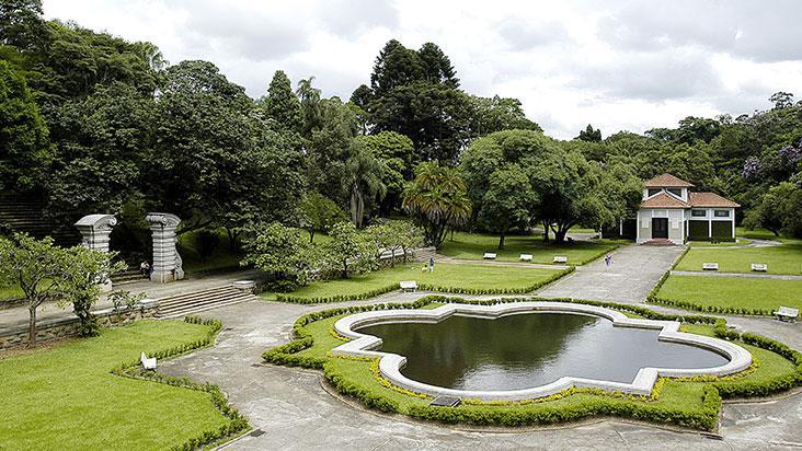 O jardim bot nico de s o paulo jardim cor for O jardins d eglantine