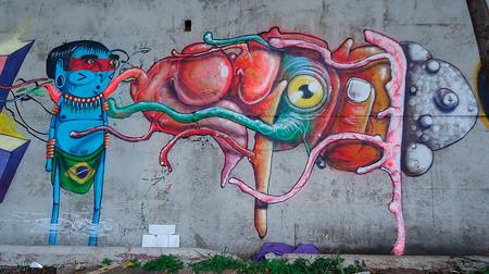 Grafite e Pichações