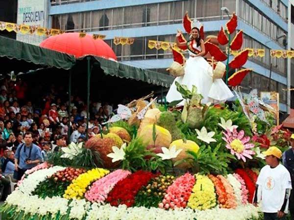 Carnaval equatoriano