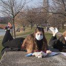 O Jardim e a Pandemia